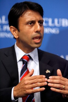 Governor Bobby Jindal Leads The Way In Rejecting Stimulus Bloat